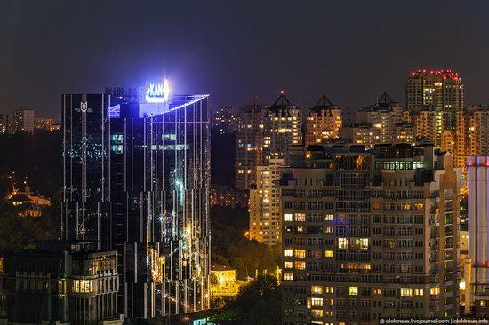 Kiev city, Ukraine evening time view 13