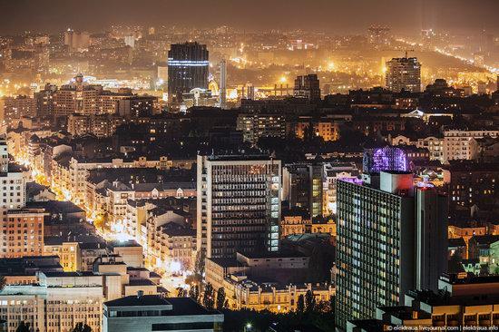 Kiev city, Ukraine evening time view 14