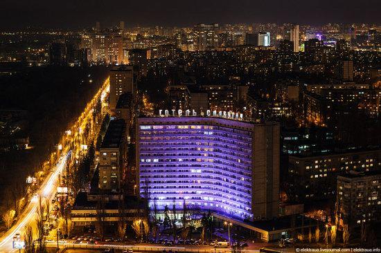 Kiev city, Ukraine evening time view 18