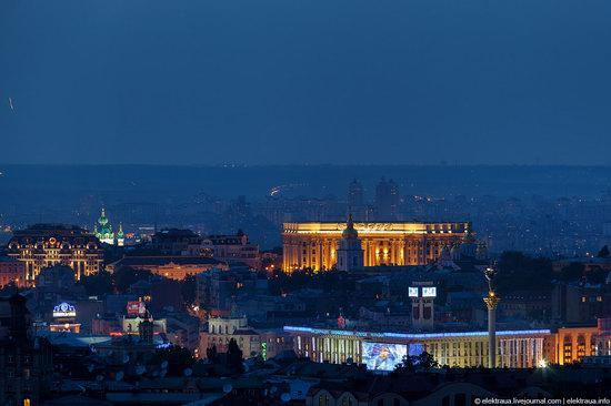 Kiev city, Ukraine evening time view 19