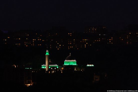 Kiev city, Ukraine evening time view 8