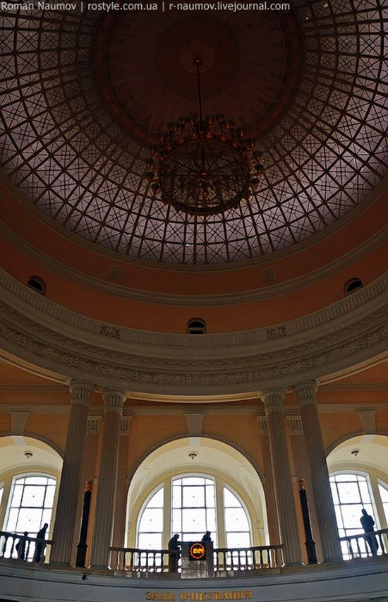 Odessa railway station, Ukraine photo 2