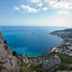 Picturesque landscapes of Crimea