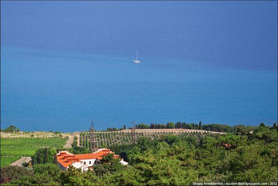 Picturesque landscapes of Crimea, Ukraine photo 5