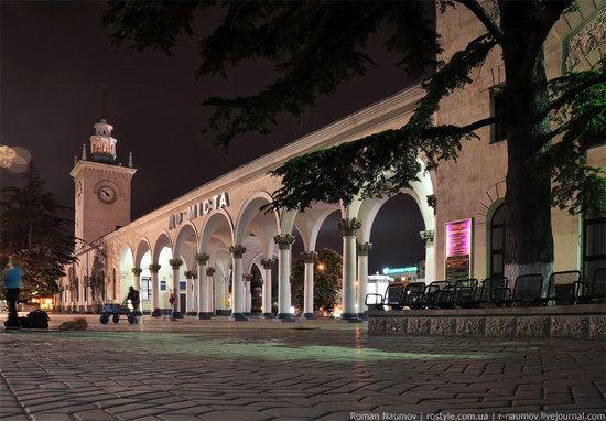 Simferopol railway station, Ukraine photo 1
