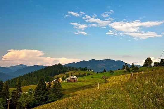 Zakarpattia region, Ukraine landscapes photo 1