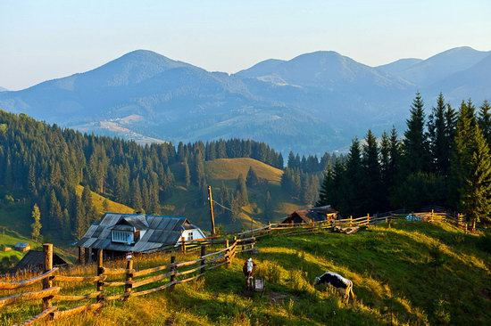 Zakarpattia region, Ukraine landscapes photo 23