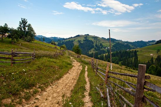 Zakarpattia region, Ukraine landscapes photo 3