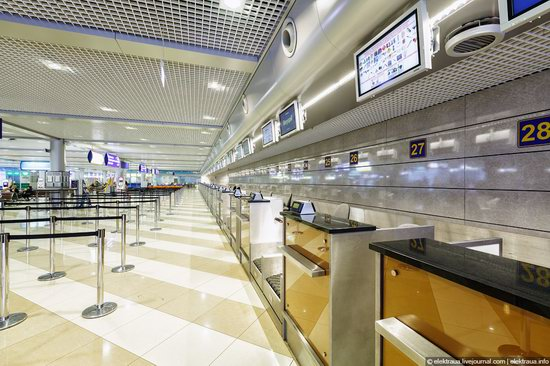 Boryspil International Airport - Terminal F photo 1