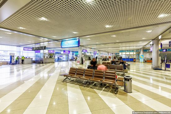 Boryspil International Airport - Terminal F photo 3