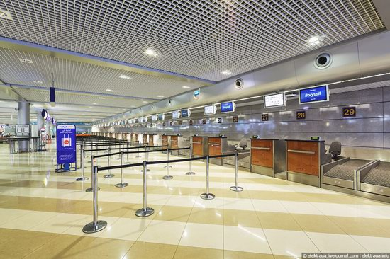 Boryspil International Airport - Terminal F photo 4