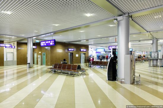 Boryspil International Airport - Terminal F photo 5