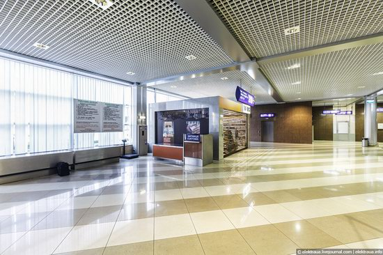 Boryspil International Airport - Terminal F photo 6