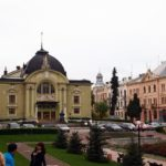 Chernovtsy – the architectural pearl of western Ukraine