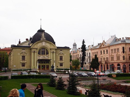 Chernovtsy city, Ukraine photo 1