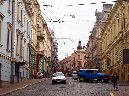 Chernovtsy city, Ukraine photo 16