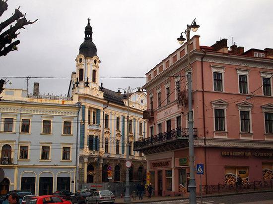 Chernovtsy city, Ukraine photo 17