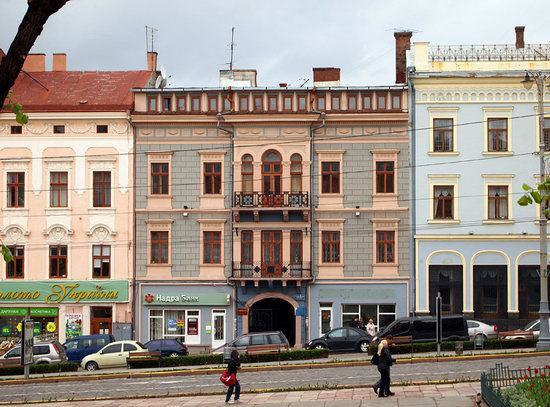 Chernovtsy city, Ukraine photo 18