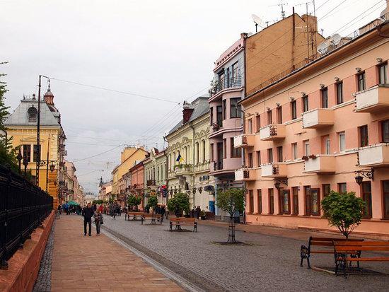 Chernovtsy city, Ukraine photo 19