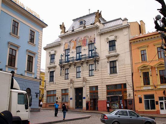 Chernovtsy city, Ukraine photo 2