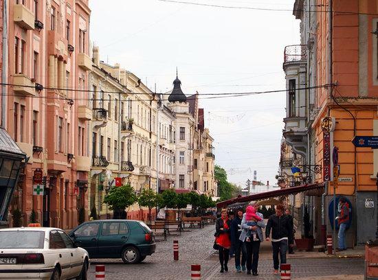 Chernovtsy city, Ukraine photo 20