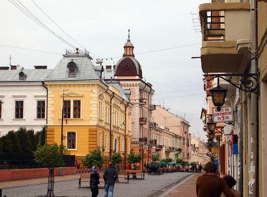 Chernovtsy city, Ukraine photo 21