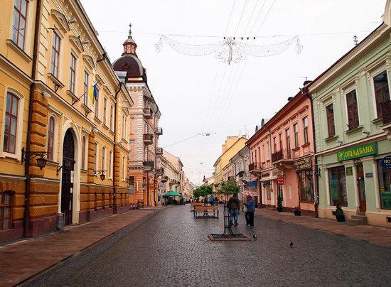 Chernovtsy city, Ukraine photo 23
