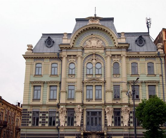 Chernovtsy city, Ukraine photo 8