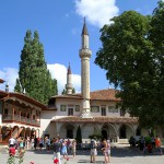 The palace of the Crimean Khans