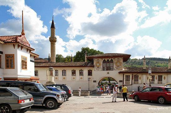 Khan's Palace, Bakhchisaray, Crimea, Ukraine photo 2