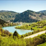 Beautiful sceneries of Zakarpattia