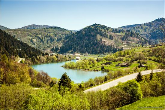 Beautiful sceneries of Zakarpattia region, Ukraine photo 1