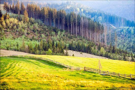 Beautiful sceneries of Zakarpattia region, Ukraine photo 10
