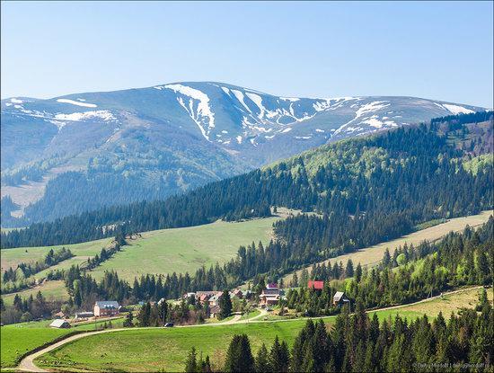 Beautiful sceneries of Zakarpattia region, Ukraine photo 12