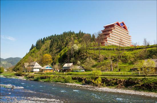 Beautiful sceneries of Zakarpattia region, Ukraine photo 13