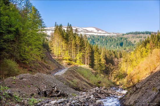 Beautiful sceneries of Zakarpattia region, Ukraine photo 16