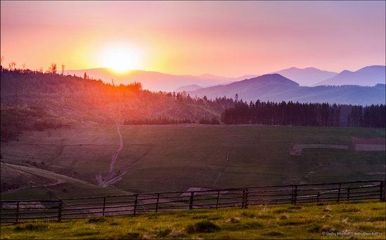 Beautiful sceneries of Zakarpattia region, Ukraine photo 25
