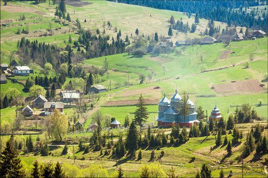 Beautiful sceneries of Zakarpattia region, Ukraine photo 3