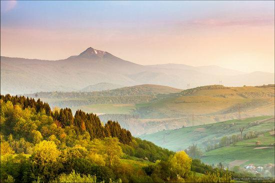 Beautiful sceneries of Zakarpattia region, Ukraine photo 6