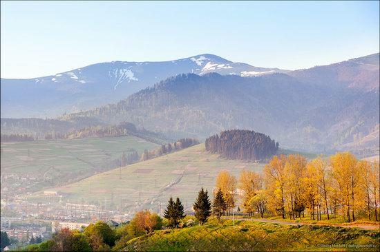 Beautiful sceneries of Zakarpattia region, Ukraine photo 7