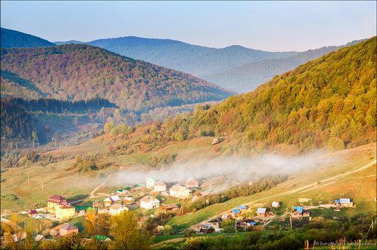 Beautiful sceneries of Zakarpattia region, Ukraine photo 8