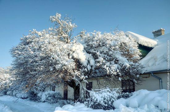 Snowy Alexandria park, Bila Tserkva, Ukraine photo 19