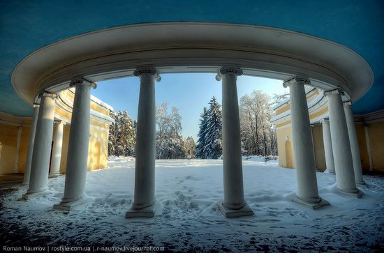 Snowy Alexandria park, Bila Tserkva, Ukraine photo 21