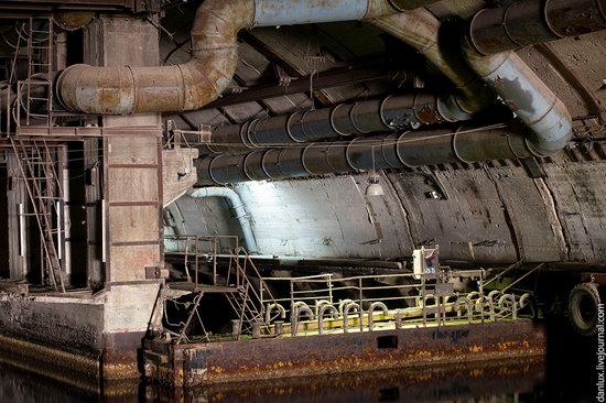 base submarina subterrânea em Balaklava, Crimeia, Ucrânia Photo 13
