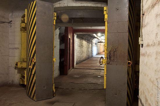 base submarina subterrânea em Balaklava, Crimeia, Ucrânia foto 14
