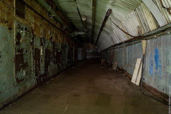 base submarina subterrânea em Balaklava, Crimeia, Ucrânia Photo 16