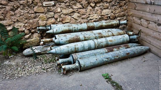 Underground submarine base in Balaklava, Crimea, Ukraine photo 17