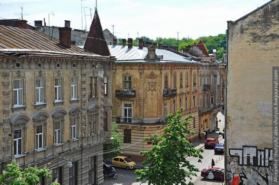 Lviv from the height of 18 meters, Ukraine photo 15