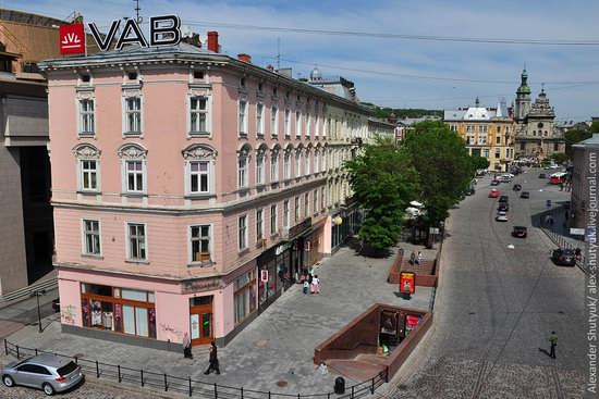 Lviv from the height of 18 meters, Ukraine photo 18