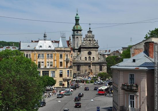 Lviv from the height of 18 meters, Ukraine photo 19